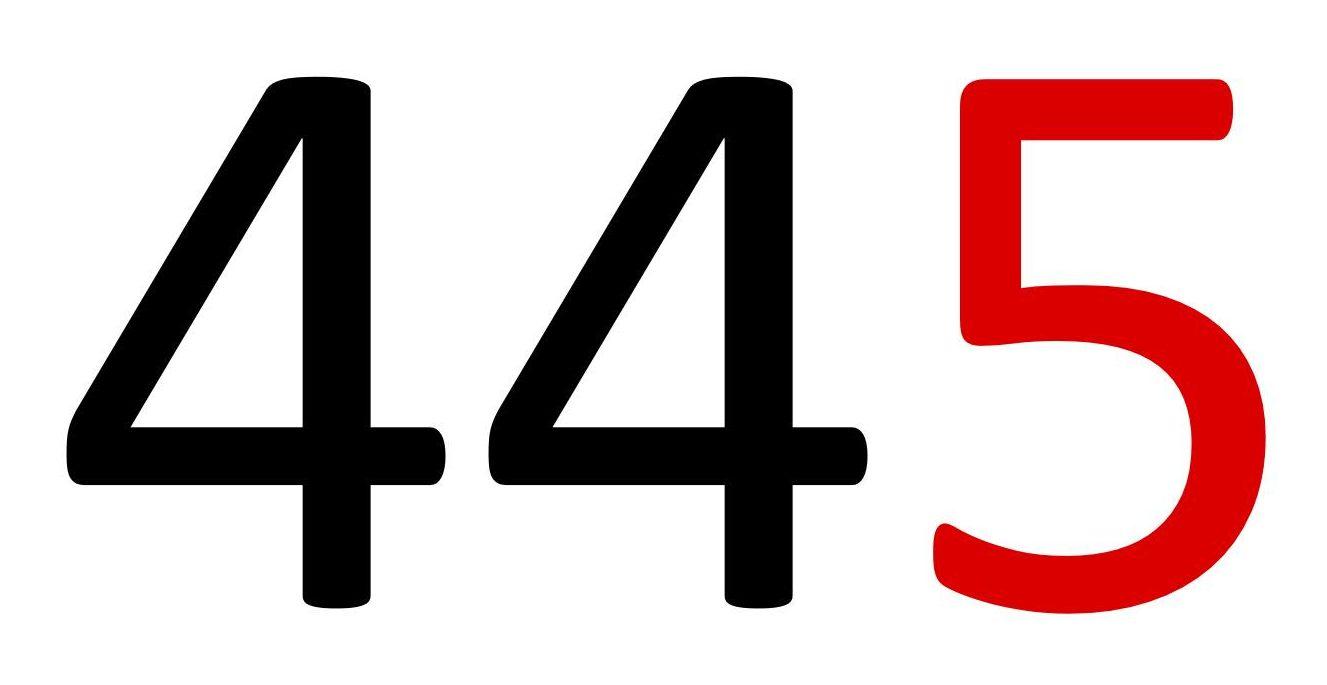 445 Technology LTD